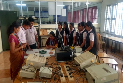 ELECTRONICS WORKSHOP