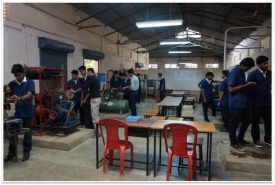 Thermal Engineering Lab