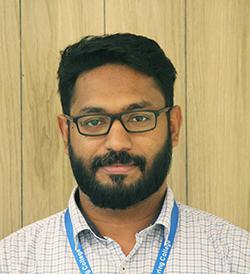 Bineesh M