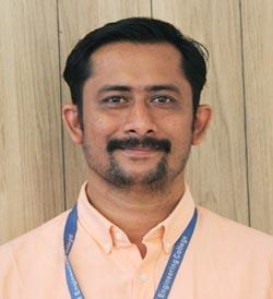 Jinesh K J